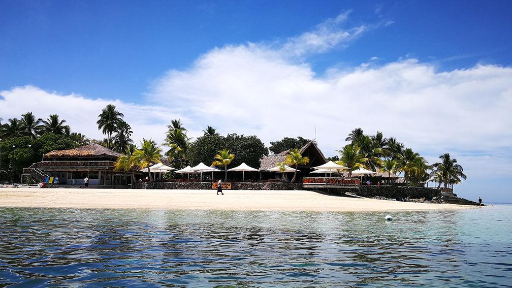 Hotel Review: Fiji's Castaway Island