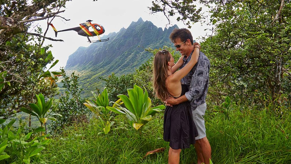 Why Oahu Continues to Attract Romance Travelers