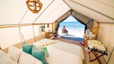 Where to Glamp in Mexico Right Now