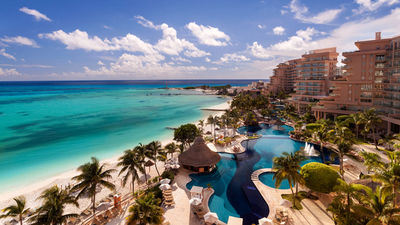 What It's Like Staying at Two Grupo Posadas Resorts in Cancun During COVID-19