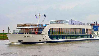 Cruise Review: AmaWaterways' AmaViola