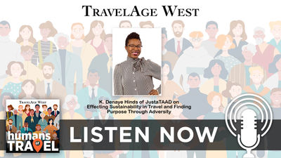 K. Denaye Hinds of JustaTAAD on Effecting Sustainability in Travel and Finding Purpose Through Adversity
