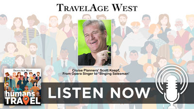 Cruise Planners' Scott Koepf, From Opera Singer to 'Singing Salesman'