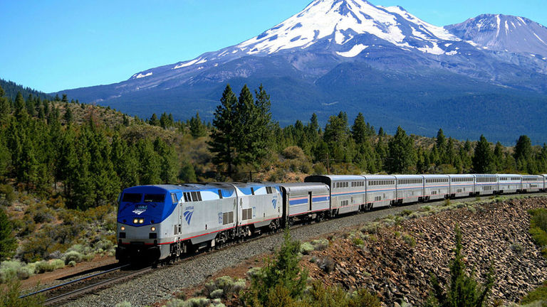Amtrak Vacations offers a safe way to explore the West.