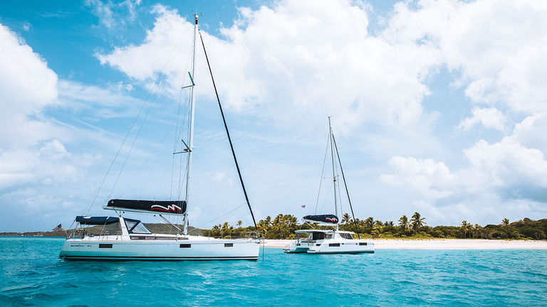Yacht charter company The Moorings reports strong demand for 2021.