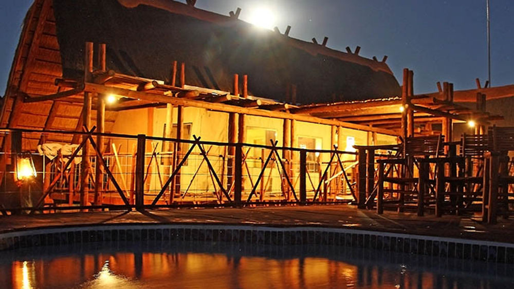 !Xaus Lodge in South Africa