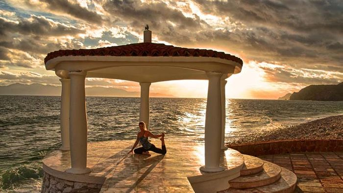 Practice Yoga in Mexico