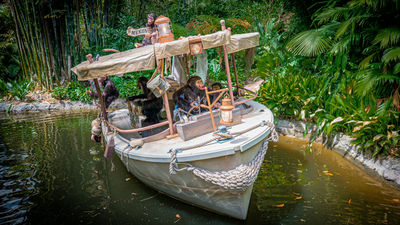 How Disney Is Updating its Jungle Cruise and Splash Mountain Rides