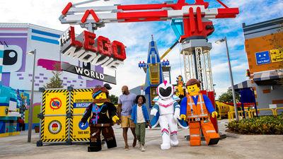 Review: The Lego Movie World at Legoland California Resort