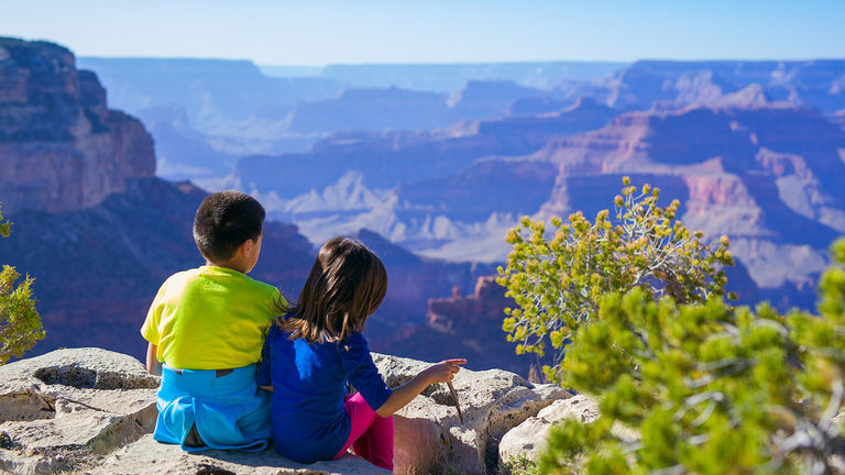 RV trips are ideal for road trips that include national parks.