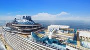 It's all action and show-stopping entertainment on board NCL's new experiential ship