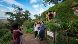 New Zealand is 'Lord of The Rings' destination no more