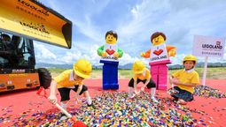 Build it (with Legos) and they will come