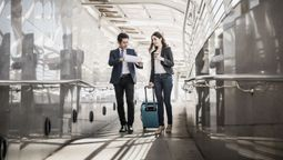 Want corporate innovation? Get business travel going again