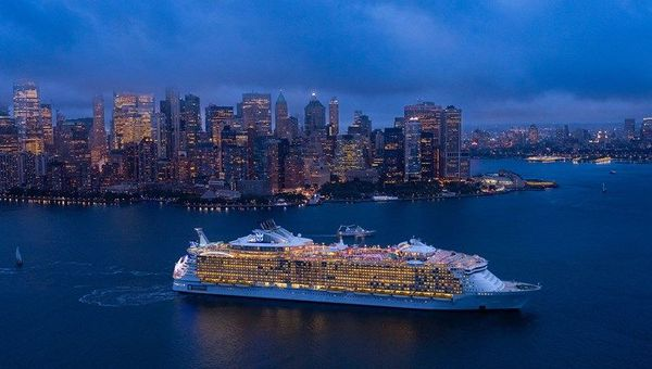 The Oasis of the Seas has completed its first cruise in 18 months.