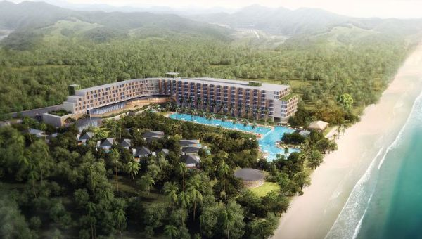 Crowne Plaza Phu Quoc Starbay will be added as a resort location for IHG.