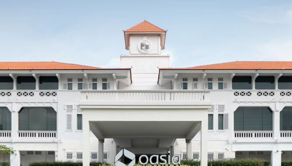 Oasia Resort Sentosa, which opened its doors on 1 September, marks FEH's first foray into the resort and spa category.