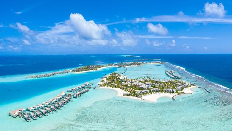 Guests at SAii Lagoon Maldives and Hard Rock Hotel Maldives can book and pay with virtual online currencies, including USD Coins or Tether tokens.
