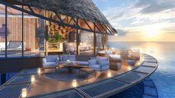 Hilton plants a fourth waterside property in Maldives