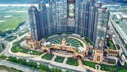 "Macau's Melco International reports a ""gradual recovery"""