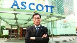 Kevin Goh CEO The Ascott Limited