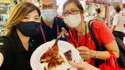 Singaporeans take their food seriously