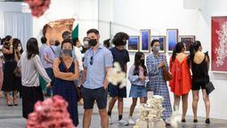 """Incredible response"" as Art Basel goes hybrid in Hong Kong"