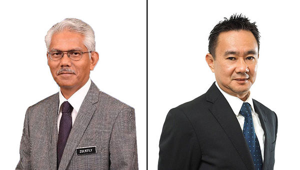 Industry leaders Tourism Malaysia's Zuklify (left) and MDEC's Fadzli (right) urge the travel sector to catch up with digitalisation or risk being left behind.
