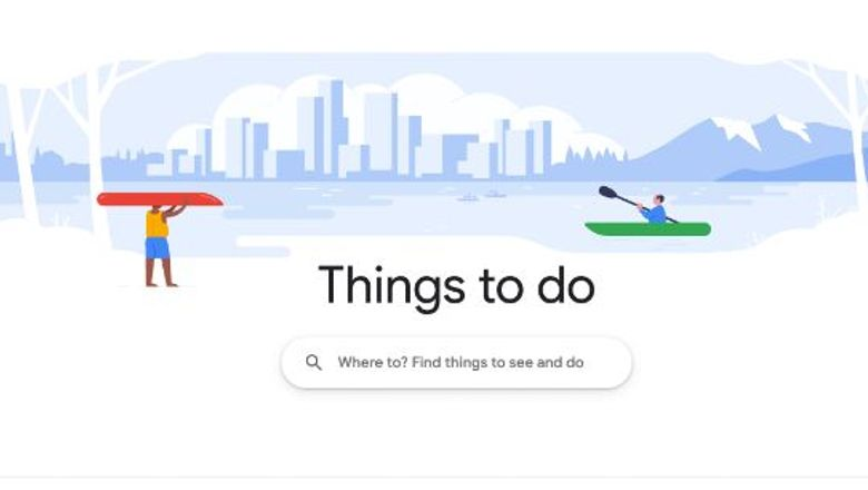 Google Things to Do platform, currently in beta, is limited to mobile and features only attractions.