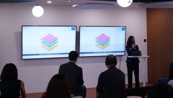 The STB launched Tcube in April 2021 as a hybrid innovation space that brings together several of its existing digital initiatives.