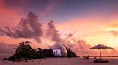 A private paradise in Maldives