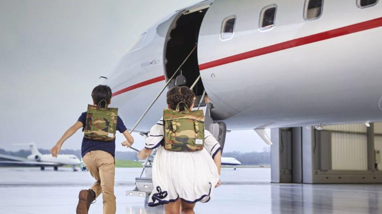 VistaJet extends Adventures in the Sky flights to families