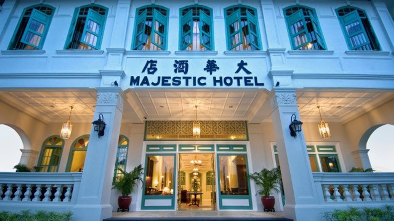 The Majestic Hotel, Malacca.