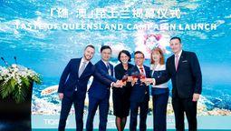 昆士兰旅游局美食节成都开幕 为期一个月