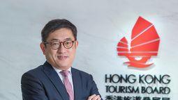 香港旅游发展局新任总干事程鼎一先生正式履新
