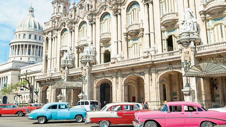 For 2016, Cuba tour operators are offering a number of new itineraries taking in Havana, pictured, and other locales.