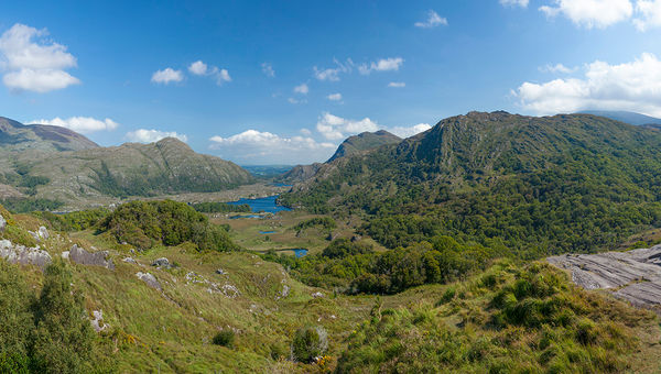 Globus said its bookings are up 30% for Ireland. Pictured, the Ring of Kerry.