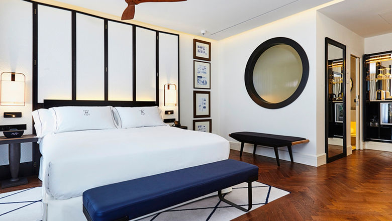 Classic Ibiza hotel reopens as Curio Collection member