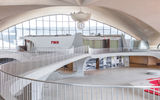 The TWA Flight Center, shuttered since 2001, broke ground on its redevelopment last month.
