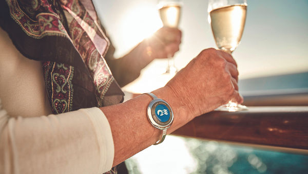The Ocean Medallion wearable technology will enable Carnival Corp. to personalize its guests' vacation experiences.