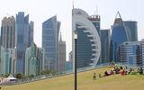 Hotel Park Doha during the Qatar International Food Festival.