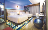 Even Hotels (upscale) is representative of the ''Healthy lifestyle.'' InterContinental Hotels Group's Even Hotels (Even Hotels Times Square South pictured above) features in-room fitness ''zones'' as part of its wellness-lifestyle emphasis.