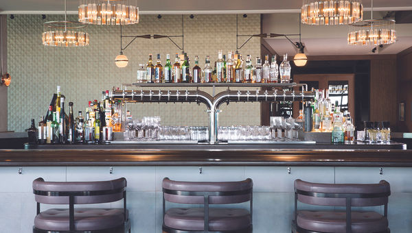 The L.A. Jackson bar at Two Roads Hospitality's Thompson Nashville serves beer from Southern states only.