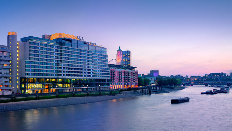 Sea Containers London is located in the South Bank district of central London.