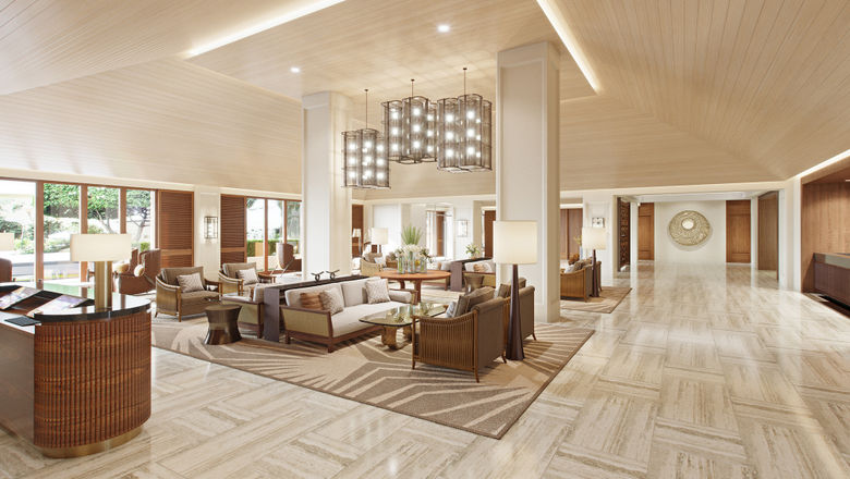 The Halepuna Waikiki by Halekulani, a new boutique luxury hotel, is set to open in late October.