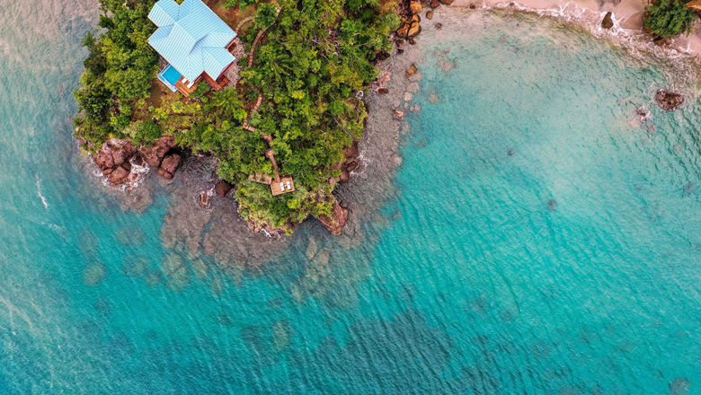 Secret Bay in Dominica joins Relais & Chateaux