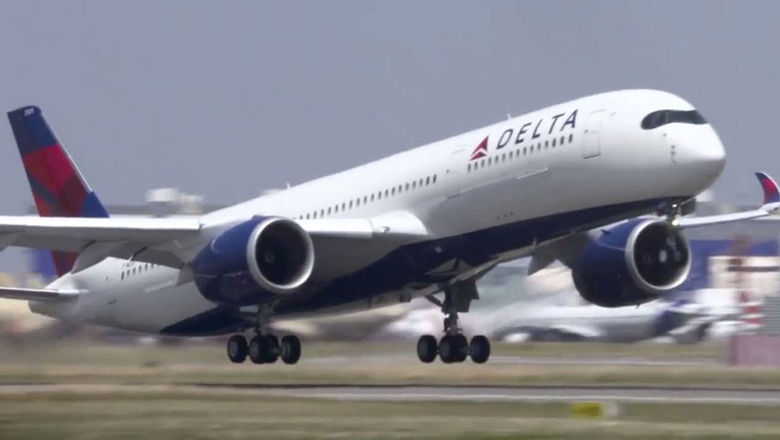 The study used customer data on Delta's Covid-tested flights to Rome, which began in late 2020.