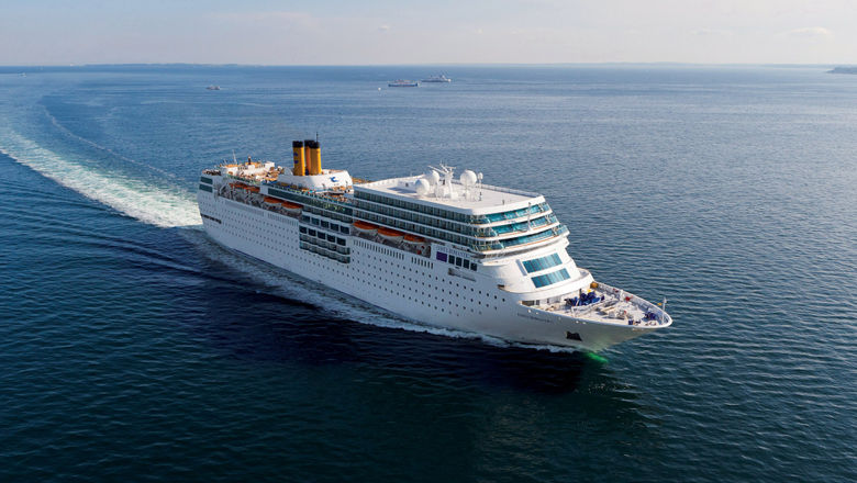 The Costa neoRomantica was sold to Celestyal Cruises in 2020.