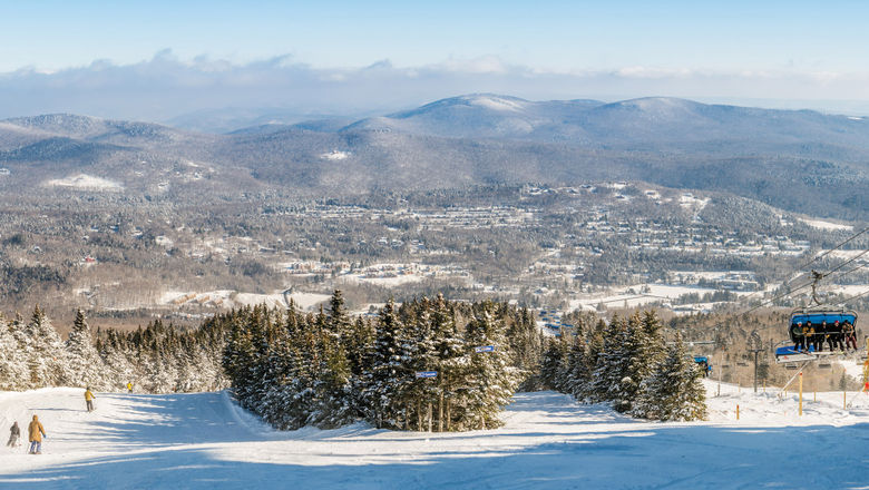Skiers and snowboarders at Vermont's Mount Snow will need to make reservations this season.