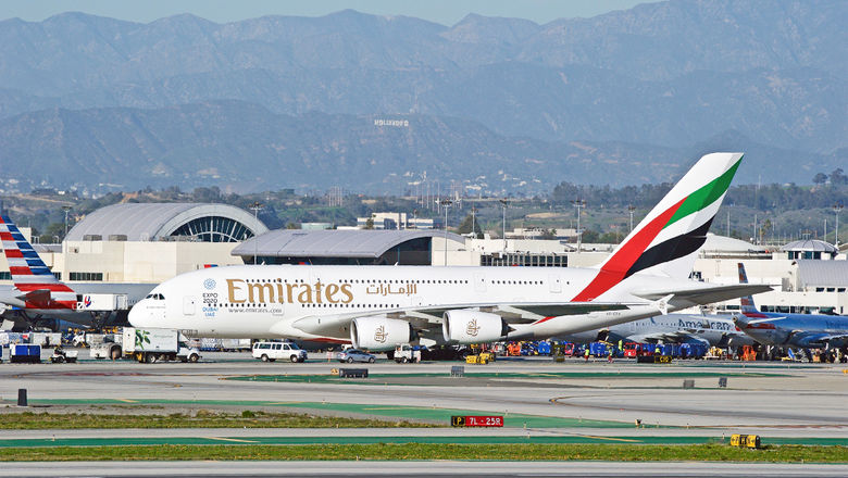 Emirates will cover Covid-19 costs for flyers